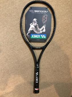 Yonex VCore 98 Galaxy Black Tennis Racket  - 4 1/4