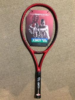 Yonex VCore 98 Red Tennis Racket New - 4 1/4