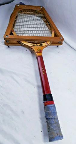 Vintage MacGregor Master Wooden Tennis Racket Racquet