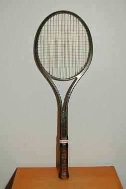 vintage tennis racket 4 1 4