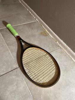 Prince Woodie Tennis Racquet 4 5/8 Good